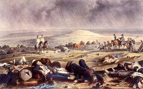 Bildergebnis für трупы после битвы