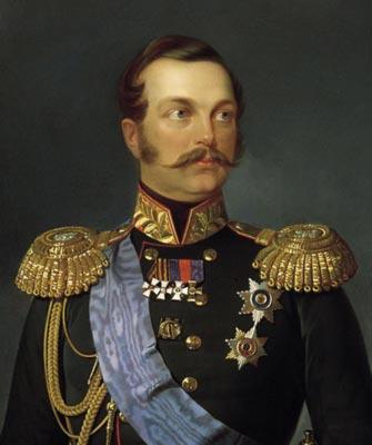 Егор ботман 1891 портрет александра ii