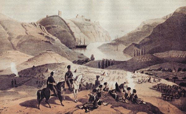 Balaklava history