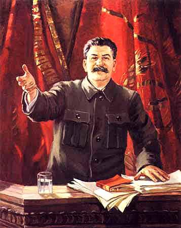 Сталинский рынок