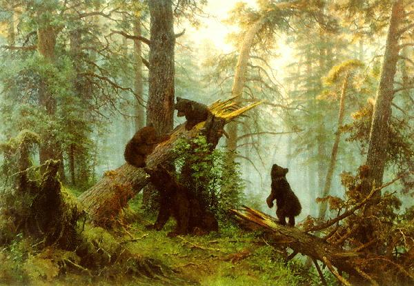 Скоро казаки подтянутся, цыгане и медведи.  Ради тебя и они ржать будут.