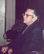 Вадим Кожинов 22 декабря 2000 г. Фото В.Румянцева