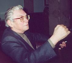 Вадим Кожинов 22.12.2000. Фото В.Румянцева
