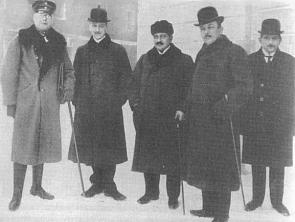 брест-литовские переговоры и сепаратный мир: