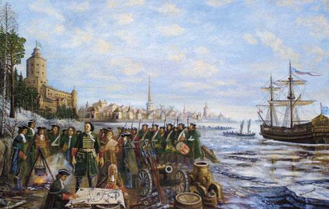 фото северная война