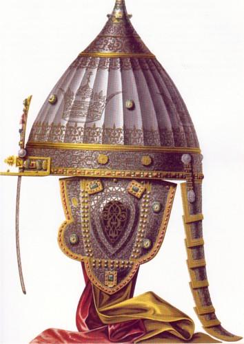...обещанием помоши от Аллаха и быстрой победы. шлем первого с Романовіх.