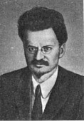 leon trotsky aka lev davidovich Leon trotsky (lev davidovich trotskii [bronshtein]) was a leading russian revolutionary born into a jewish farming family in present-day ukraine , trotsky became a marxist publicist and organizer in the 1890s.